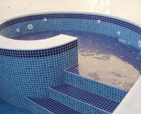 piso para borda de piscina