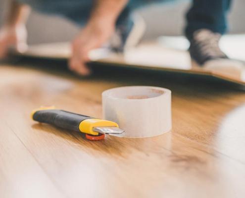 piso de madeira ecológica