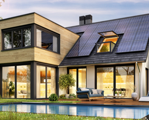 Casas Ecológicas Sustentáveis