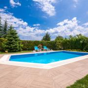 piscina no quintal