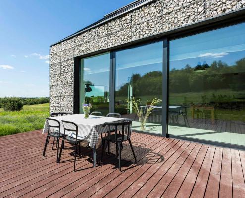 pisos ecológicos para área externa